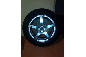 б/у диски с шинами Toyota Carina E