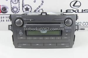 Магнитофон WMA Toyota Corolla E15 07-13 (Тойота Королла Е15)  8612012B00