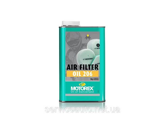 Масло фильтра воздушного Motorex Air Filter Oil 206 (5л)- объявление о продаже  в Черкасах