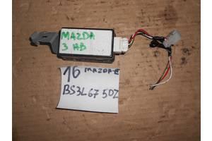 б/у Блоки управления Mazda 3