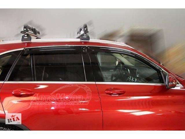 бу Mercedes GLC X253 Ветровики (4шт, SIM) в Черновцах