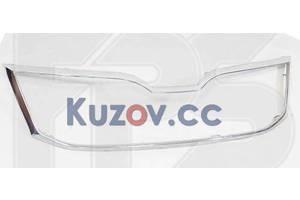 Молдинг решетки радиатора Skoda Octavia A7 '17- (FPS)