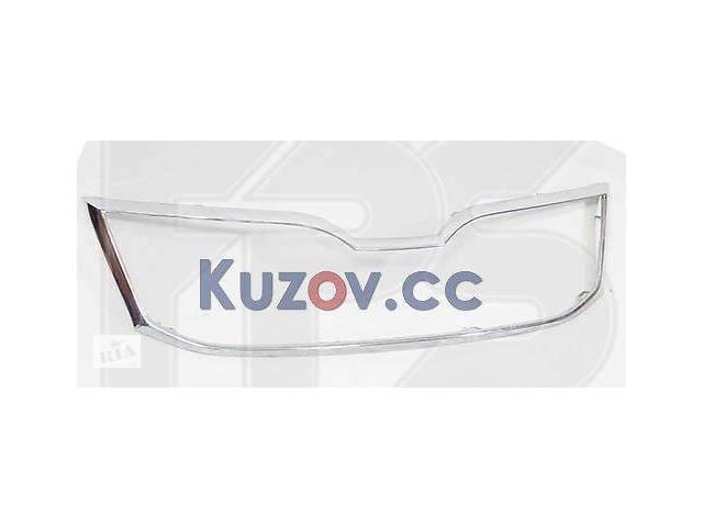Молдинг решетки радиатора Skoda Octavia A7 '17- (FPS)- объявление о продаже  в Киеве