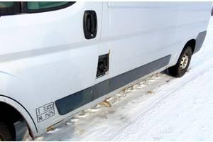 б/у Молдинги заднего/переднего бампера Peugeot Boxer груз.