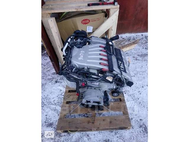 купить бу Мотор Двигатель Audi A3 3.2 бензин BDB BMJ BUB. Ауди ТТ Golf EOS в Киверцах