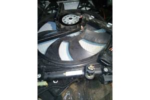 Моторчики вентилятора радиатора Skoda Fabia