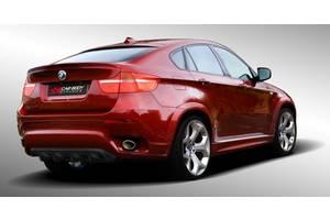 Новые Накладки порога BMW X6