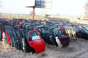 Молдинги двери Opel Astra F