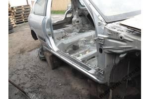 Пороги Nissan Almera