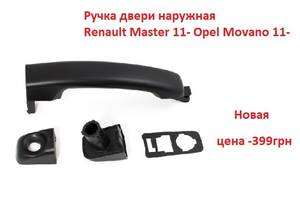 Новые Ручки двери Renault Master груз.