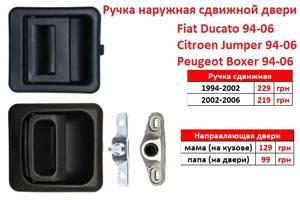 Новые Ручки двери Peugeot Boxer груз.