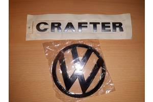 Новые Эмблемы Volkswagen Crafter груз.