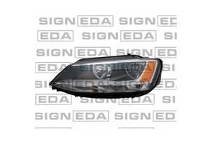 Нові фари Volkswagen Jetta
