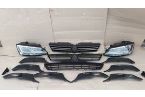 Новые Решётки бампера Volkswagen Jetta