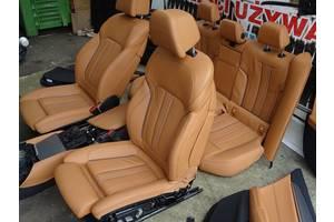 Новые Сидения BMW 5 Series GT
