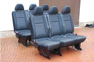 Нові сидіння Volkswagen Crafter