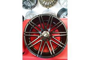 Новые диски XO LUXURY MILAN Matte Black R21 для автомобиля Mercedes-Benz G-Класс
