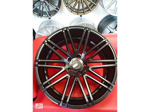 Новые диски XO LUXURY MILAN Matte Black R21 для автомобиля Mercedes-Benz G-Класс- объявление о продаже  в Харкові
