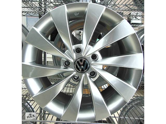 бу Нові оригінальні литі диски R16 5-112 на Volkswagen Passat, Goolf 5-7,Caddy, Jetta, Tiguan в Харкові