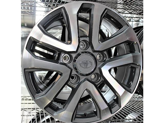 Новые оригинальные литые диски R18 5*150 Toyota Land Cruiser 200 (Sequoia, Tundra)- объявление о продаже  в Харькове