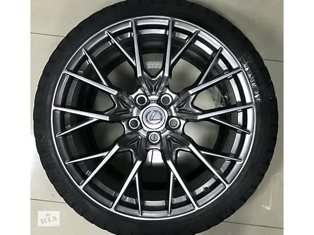 бу Новые оригинальные литые диски R19 5-114.3 на Lexus-Gs,Es,Rx в Харкові