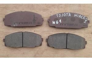 Новые Тормозные колодки комплекты Toyota Hiace груз.