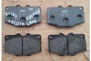 Новые Тормозные колодки комплекты Toyota Land Cruiser