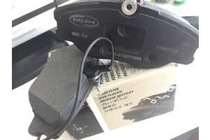 Новые Тормозные колодки комплекты Fiat Scudo