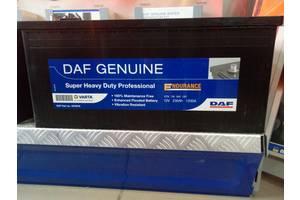 Новые Аккумуляторы Daf