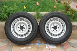 Новые диски с шинами Volkswagen Crafter груз.