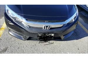 Новые Молдинги решетки радиатора Honda Civic