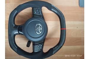 Новый руль для Тойота.