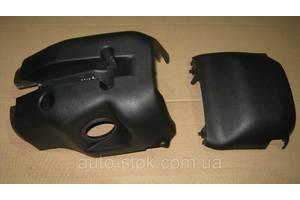 Обшивка рулевой колонки Mitsubishi Pajero Wagon 3, MR402456, MR402457