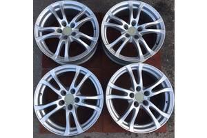 Оригинальные диски ANZIO 7.5 R17 5X112 ET42 ALUTEC GERMANY AUDI,Mercedes,VW,Skoda без пробега по Украине