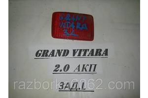 Бамперы задние Suzuki Grand Vitara
