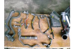 Патрубки охлаждения Audi A4