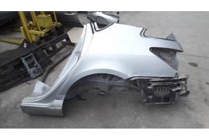 чверті автомобіля Peugeot 407
