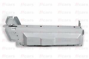 Підніжка під передні праві пасажирські двери (комплект) Ford Transit '00-06 (4cars)
