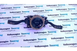 Подрулевой переключатель 7L6953549F \ 7L6953507AK \ 8E0953541D Volkswagen Touareg Туарег Таурег 2003 > 2009