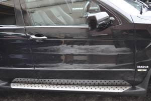 Пороги BMW X5