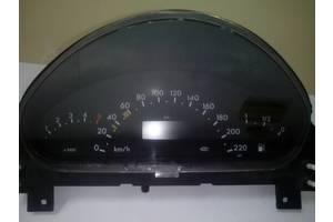 б/у Панели приборов/спидометры/тахографы/топографы Mercedes A 170