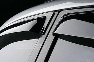 Range Rover Sport 2014↗ гг. Ветровики (4 шт, SIM)