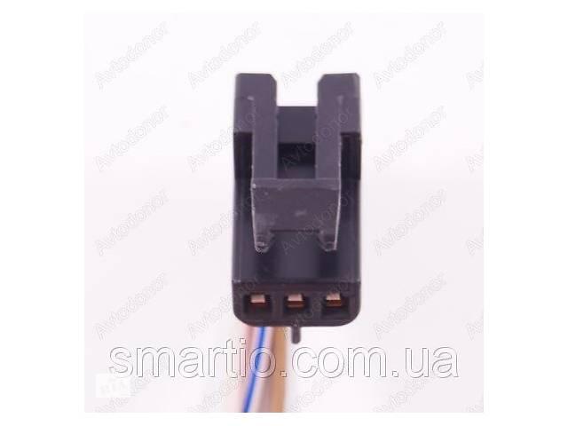 купить бу Разъем электрический 3-х контактный (12-6) б/у в Львове