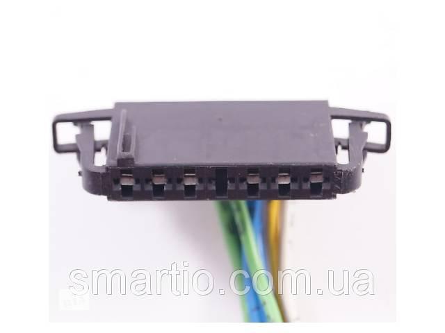 Разъем электрический 6-и контактный (45-7) б/у- объявление о продаже  в Львове
