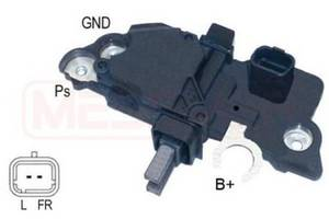 Регулятор генератора NISSAN MICRA III (K12) / RENAULT THALIA I (LB_) 1998-2012 г.