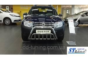Кенгурятники Renault Duster