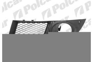 Решетка бампера перед с отв под п/тум прав. 9.05- для Fiat Doblo 2001-2010 (119/223)