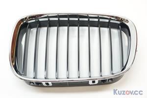 Решетка радиатора BMW 5 E39 (00-03) правая, хром/хром (FPS) 51132497262