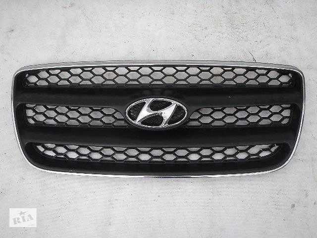 Решітка радіатора для Hyundai Santa FE- объявление о продаже  в Києві