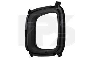 Решетка в верхнем бамперелевая Kia Sorento '13-15 (FPS)